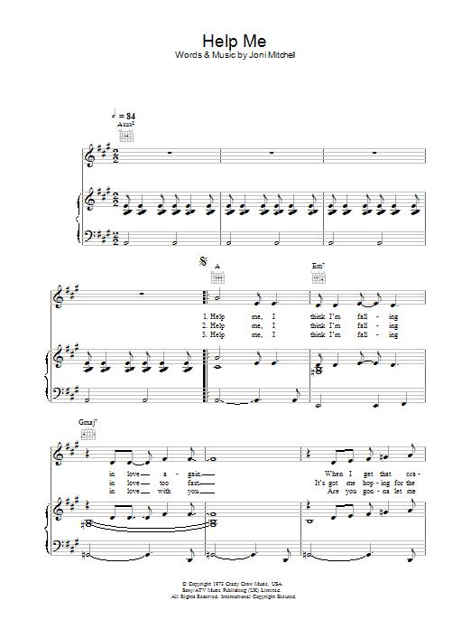 Help Me Sheet Music