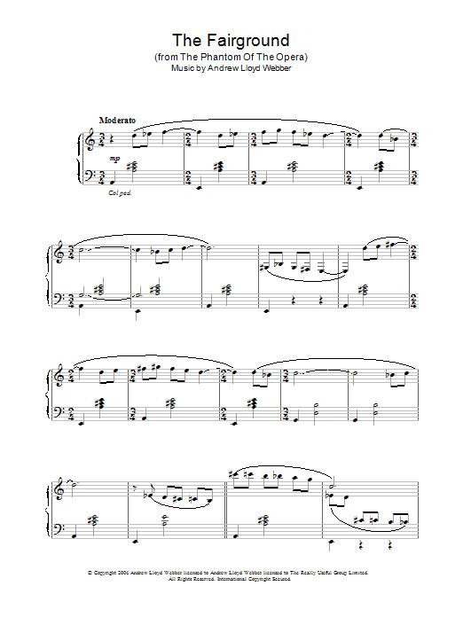 The Fairground (Piano Solo)