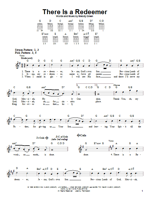 I Can Only Imagine by Mercy Me - Hal Leonard - Prima Music
