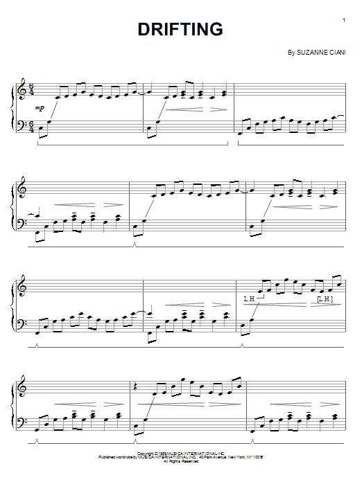 Drifting (Piano Solo)