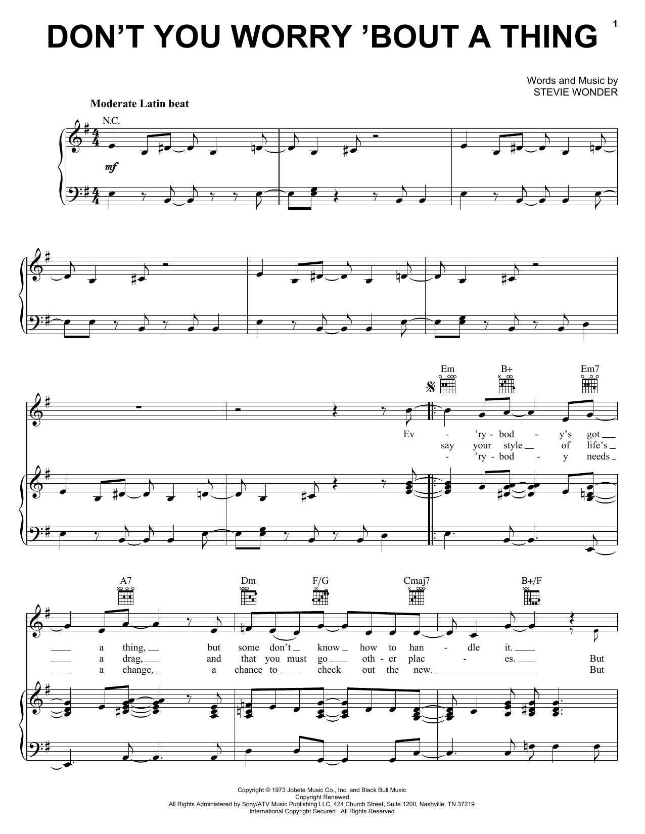 don t worry be happy ukulele chords pdf
