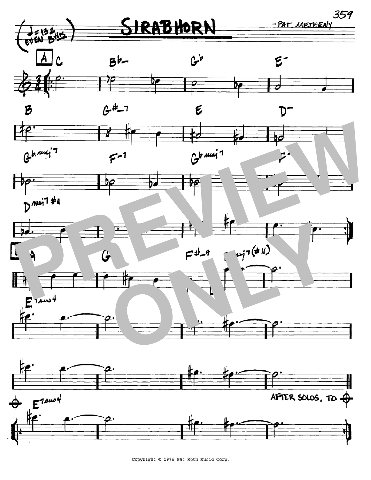 Sirabhorn Sheet Music