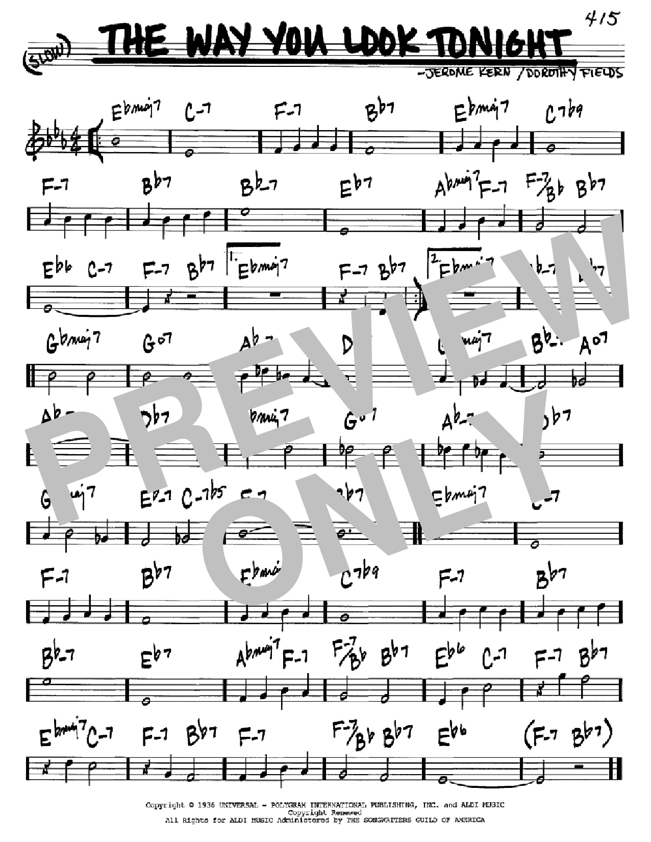 where you lead sheet music pdf