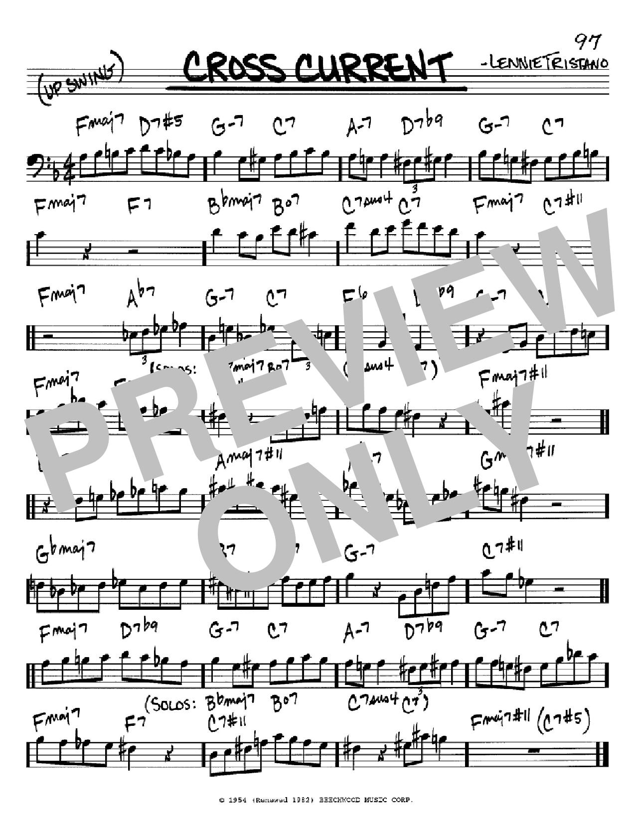 Crosscurrent Sheet Music