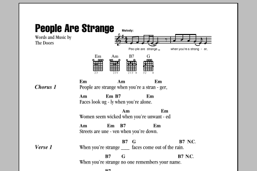 Stand by me chords guitar