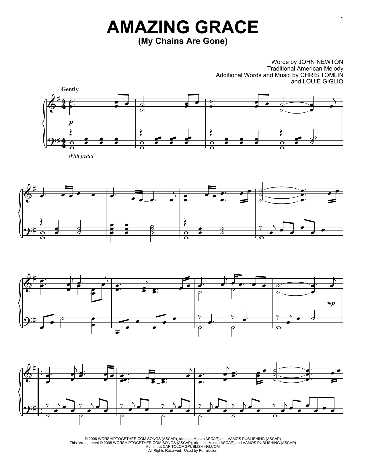 Piano broken vessels piano chords : Piano : amazing grace piano chords Amazing Grace as well as ...