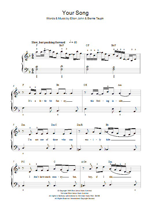 Piano u00bb Piano Chords Easy Songs - Music Sheets, Tablature, Chords and Lyrics