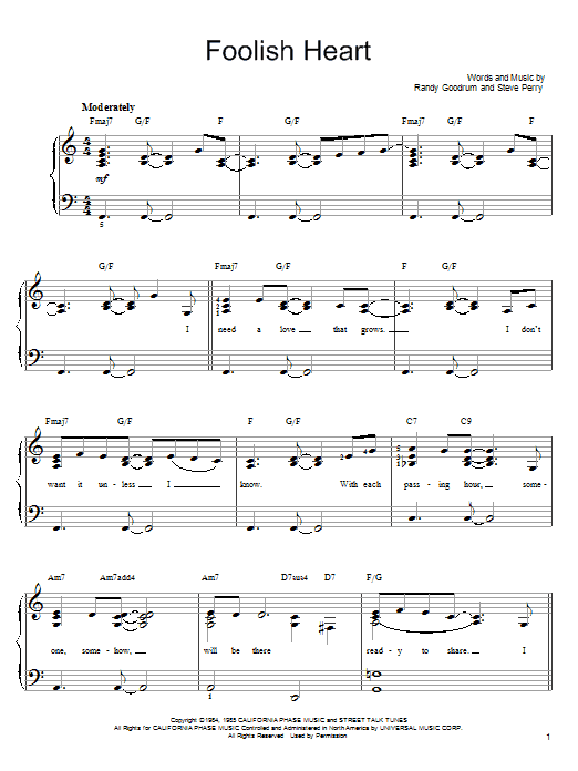 Sheet Music Digital Files To Print Licensed Randy Goodrum