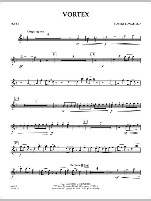 Vortex - Flute (Concert Band)