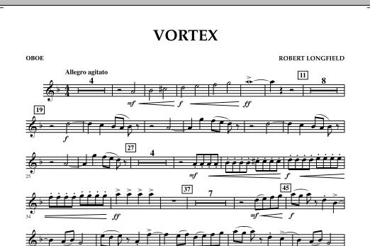 Vortex - Oboe (Concert Band)
