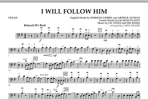 I Will Follow Him - Cello (Orchestra)