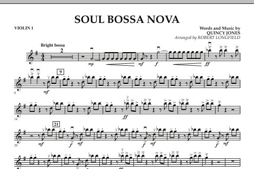 Soul Bossa Nova (Orchestra)