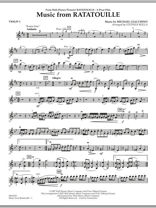 Ratatouille Main Theme (Orchestra)