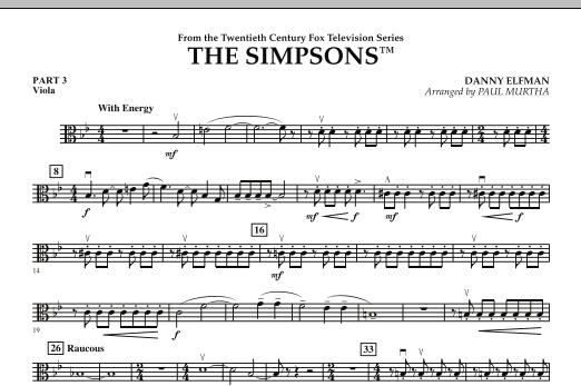 The Simpsons - Pt.3 - Viola (Flex-Band)