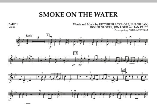 Smoke on the Water - Pt.1 - Violin (Flex-Band)