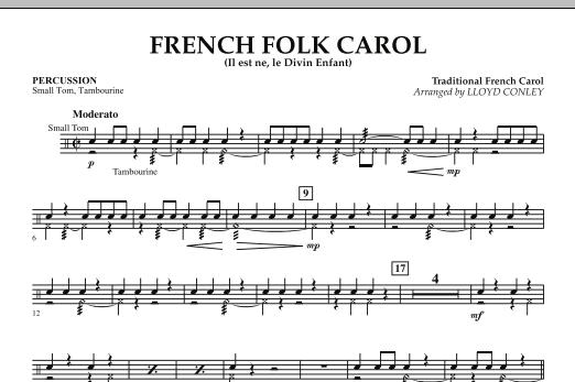 French Folk Carol - Percussion (Orchestra)