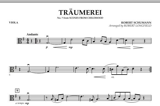 Traumerei - Viola (Orchestra)