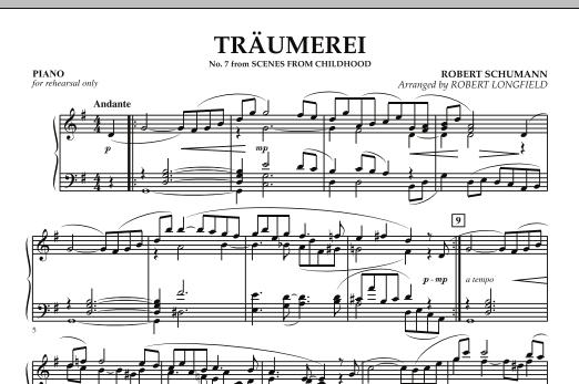 Traumerei - Piano (Orchestra)