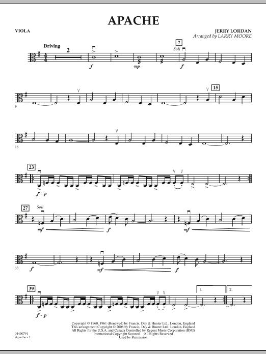 Apache - Viola (Orchestra)
