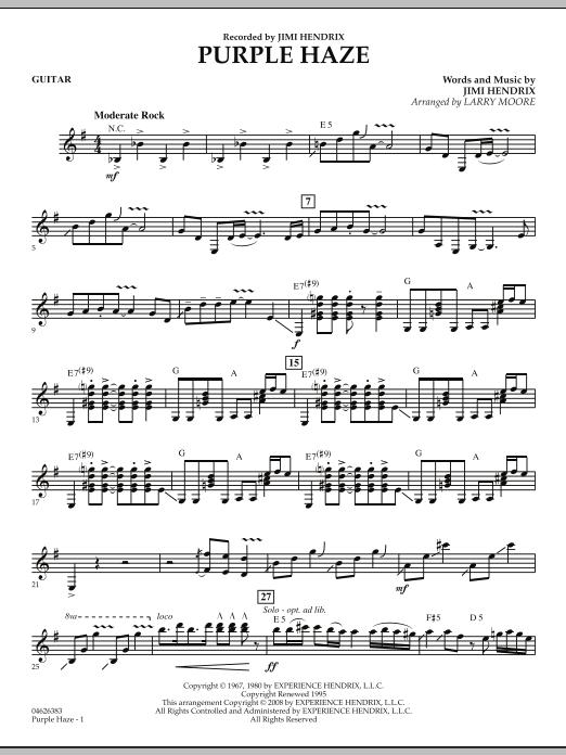 Purple Haze - Guitar (Orchestra)