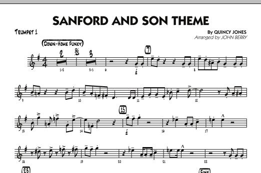 Sanford and Son Theme - Trumpet 1 (Jazz Ensemble)