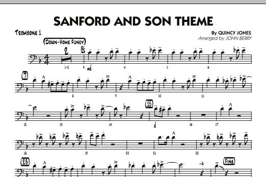 Sanford and Son Theme - Trombone 1 (Jazz Ensemble)
