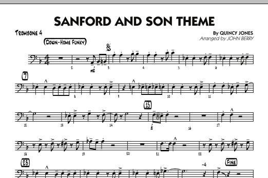 Sanford and Son Theme - Trombone 4 (Jazz Ensemble)