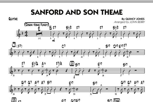 Sanford and Son Theme - Guitar (Jazz Ensemble)
