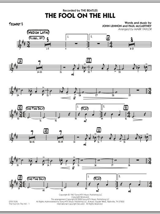 Sheet Music Digital Files To Print - Licensed Paul McCartney