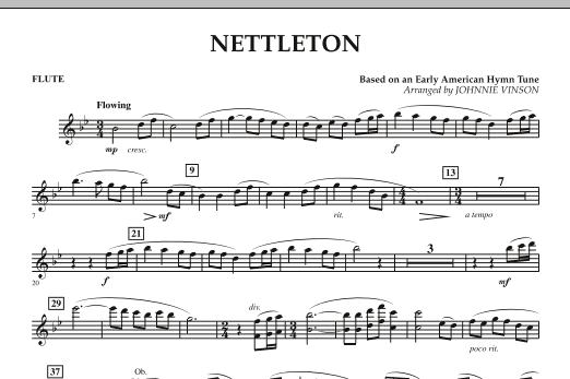 Nettleton - Flute (Concert Band)