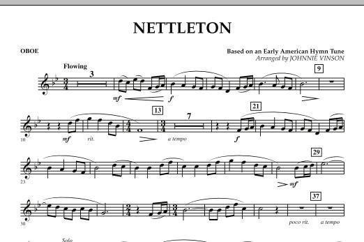 Nettleton - Oboe (Concert Band)