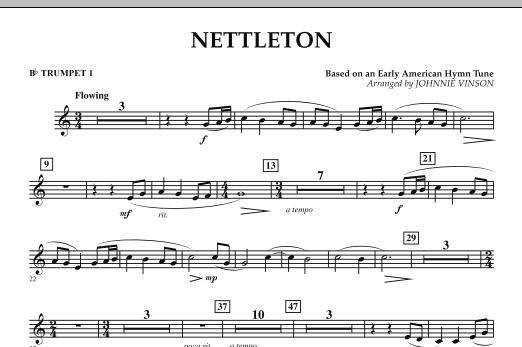 Nettleton - Bb Trumpet 1 (Concert Band)