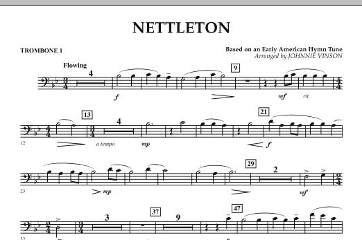 Nettleton - Trombone 1 (Concert Band)