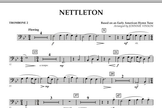Nettleton - Trombone 2 (Concert Band)