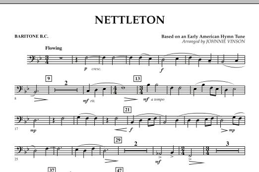 Nettleton - Baritone B.C. (Concert Band)