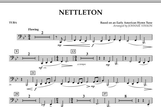 Nettleton - Tuba (Concert Band)
