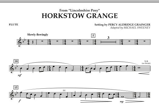 Horkstow Grange - Flute (Concert Band)