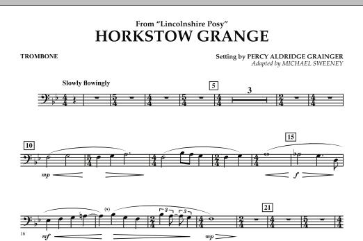 Horkstow Grange - Trombone (Concert Band)