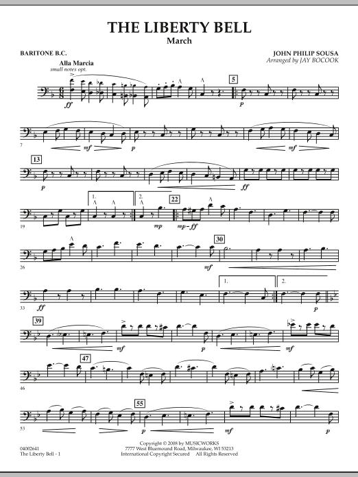 The Liberty Bell - Baritone B.C. (Concert Band)