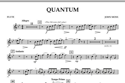 Quantum - Flute (Concert Band)