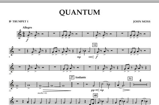 Quantum - Bb Trumpet 1 (Concert Band)