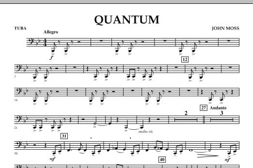 Quantum - Tuba (Concert Band)
