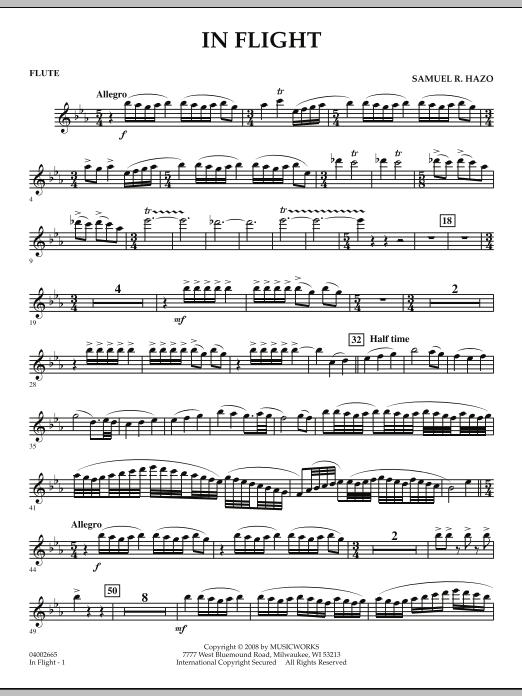 In Flight - Flute (Concert Band)