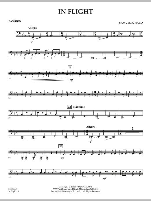 In Flight - Bassoon (Concert Band)