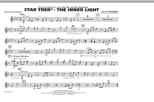 Star Trek - The Inner Light - Bells/Xylophone (Marching Band)