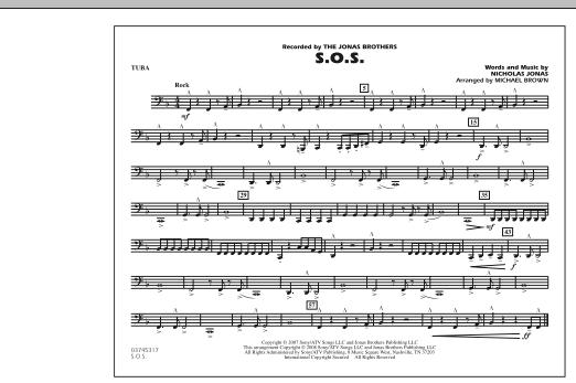 S.O.S. - Tuba (Marching Band)