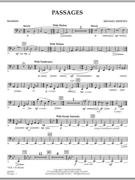 Passages - Bassoon (Concert Band)