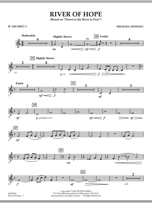River of Hope - Bb Trumpet 2 (Concert Band)