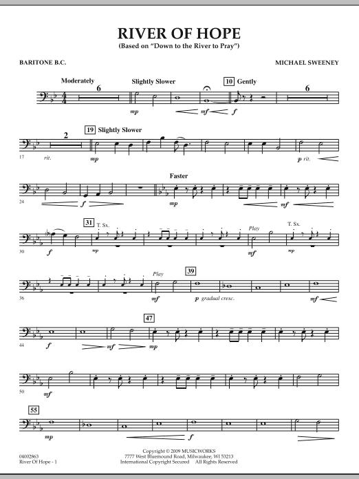 River of Hope - Baritone B.C. (Concert Band)