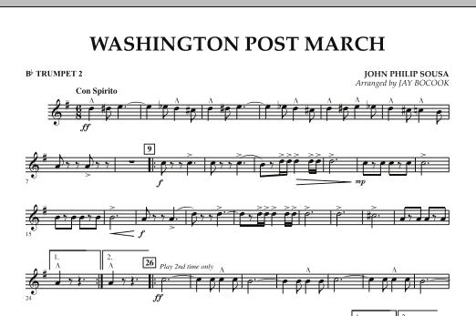 Washington Post March (Concert Band)